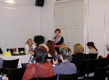 Konferencia o aktívnom starnutí