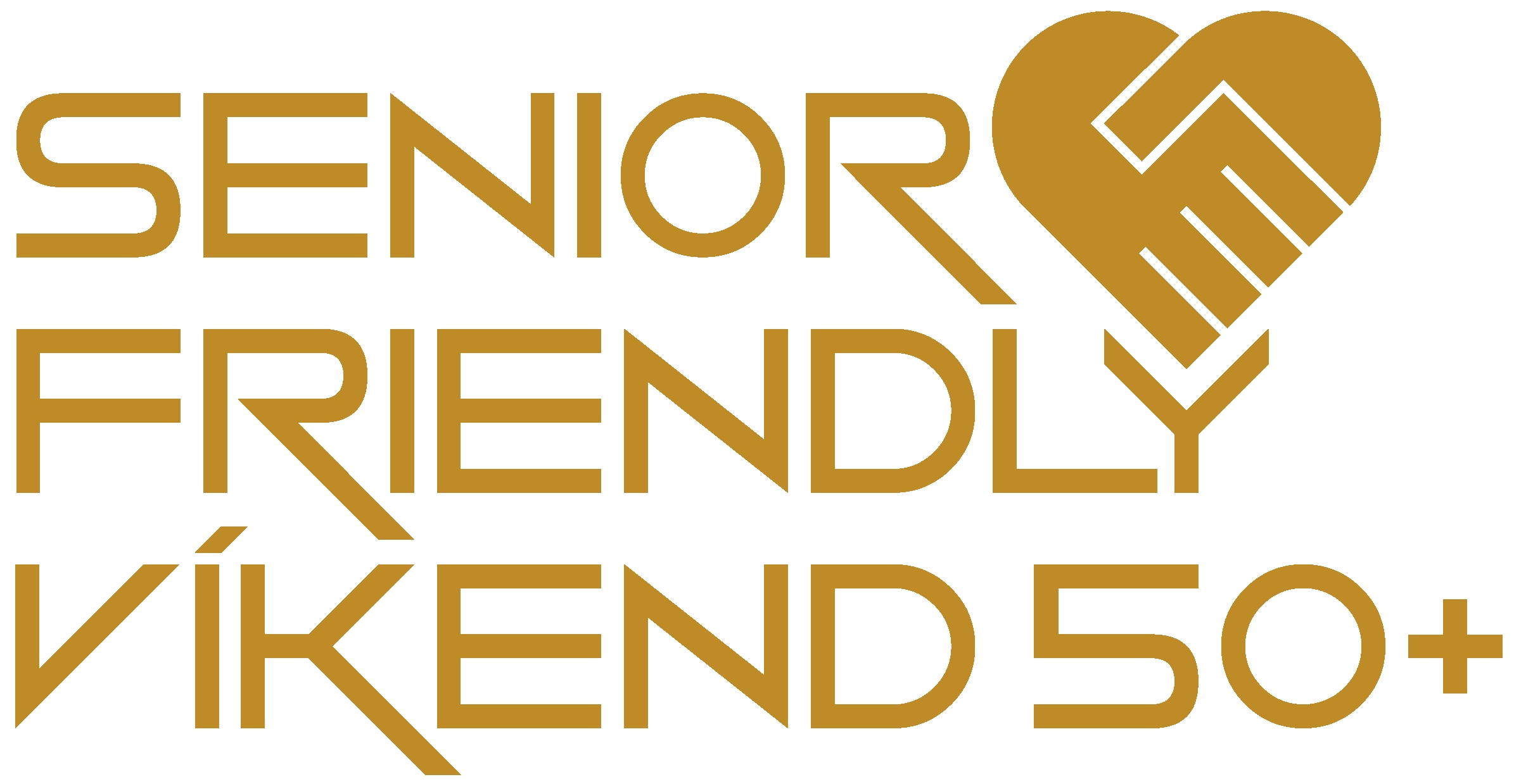 SENIOR FRIENDLY VÍKEND 50+ 2017