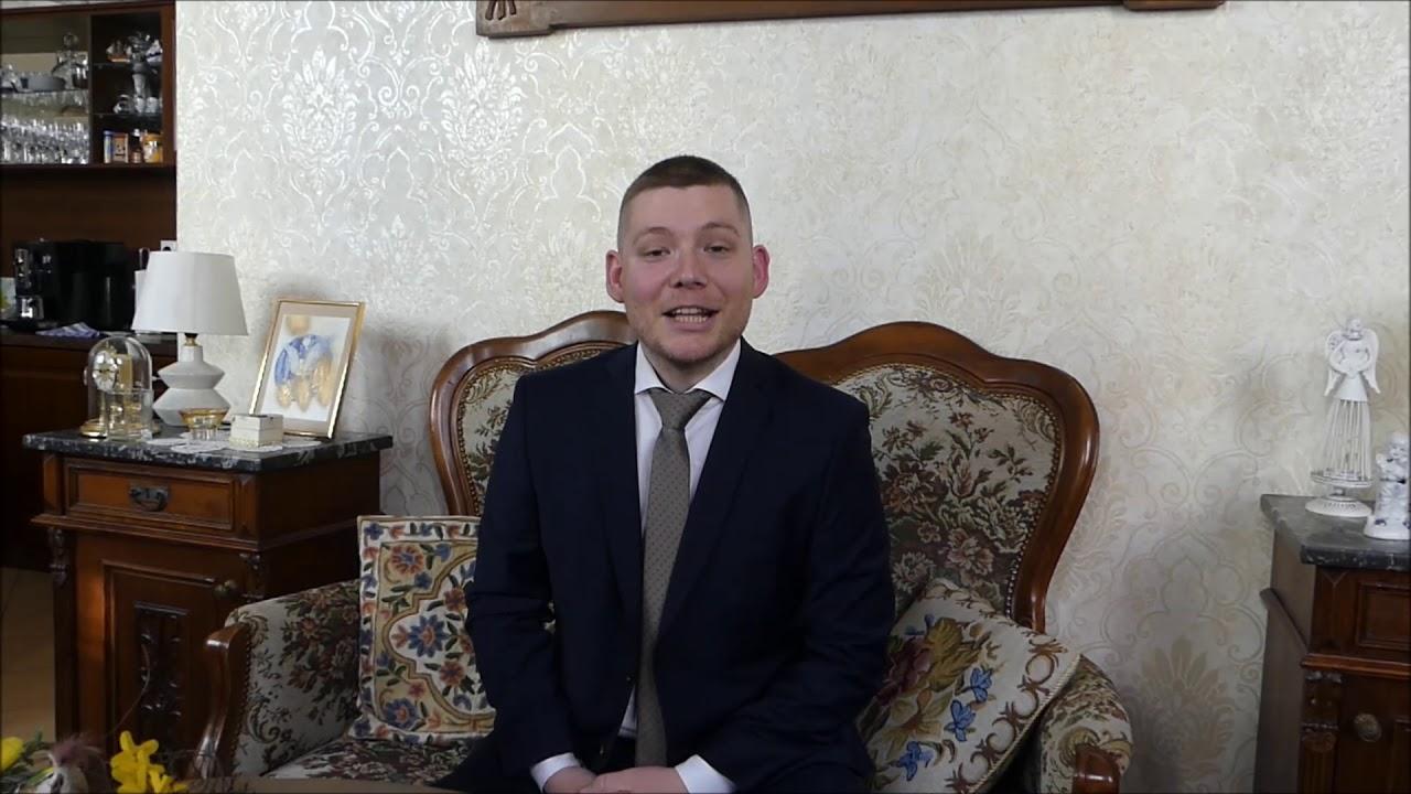 Príhovor Mgr. Martin Slivka, PhD.