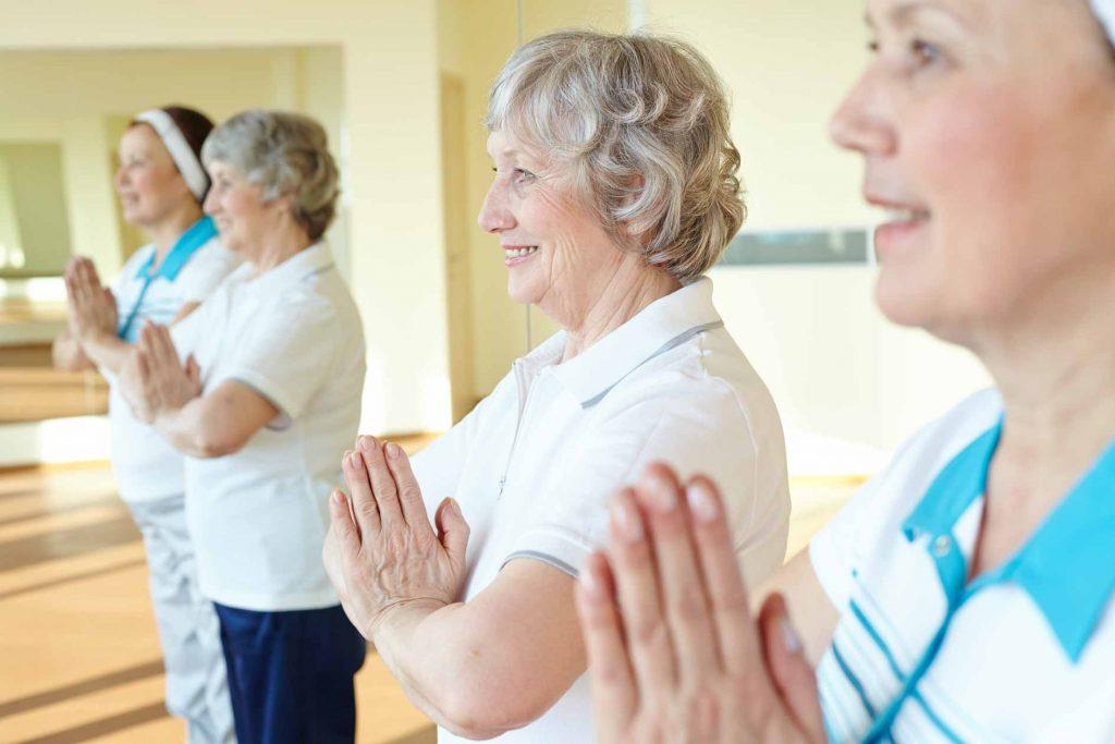 Centrum aktívneho starnutia UK